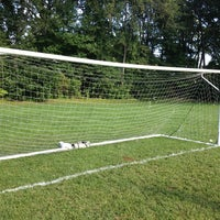 Photo taken at Cole Center Soccer Fields South by Eric A. on 9/8/2013