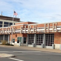 Photo taken at Trenton Fire Department by Eric A. on 12/28/2013