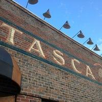 Photo taken at Tasca Spanish Tapas Restaurant & Bar by Eric A. on 6/30/2013