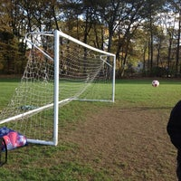 Photo taken at Cole Center Soccer Fields South by Eric A. on 10/24/2013
