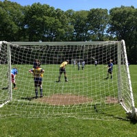 Photo taken at Cole Center Soccer Fields South by Eric A. on 6/15/2013
