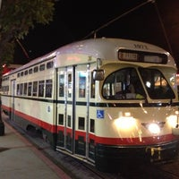 Photo taken at North Point & Jones Muni Stop by Eric A. on 10/19/2012