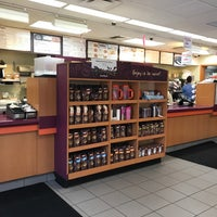 Photo taken at Dunkin' Donuts by Eric A. on 5/20/2017
