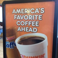 Photo taken at Dunkin' Donuts by Eric A. on 12/26/2012