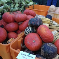 Photo taken at Copley Square Farmer's Market by Eric A. on 9/21/2012