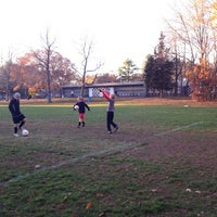 Photo taken at Cole Center Soccer Fields South by Eric A. on 11/3/2013