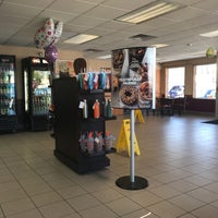 Photo taken at Dunkin' Donuts by Eric A. on 4/14/2017
