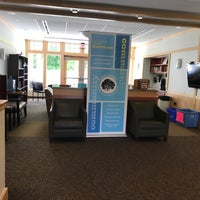 Photo taken at Natick Community-Senior Center by Eric A. on 6/4/2017