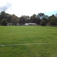 Photo taken at Cole Center Soccer Fields South by Eric A. on 9/5/2013