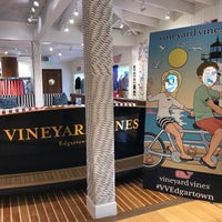 Photo taken at vineyard vines by Eric A. on 8/23/2017