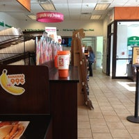 Photo taken at Dunkin' Donuts by Eric A. on 6/20/2013