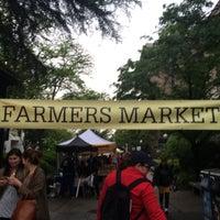 Photo taken at Foggy Bottom FRESHFARM Market by Eric A. on 5/11/2016