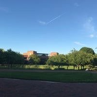 Photo taken at Bryant University Bryant Center by Eric A. on 6/16/2018