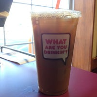 Photo taken at Dunkin' Donuts by Eric A. on 11/11/2013