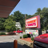 Photo taken at Dunkin' Donuts by Eric A. on 8/22/2017