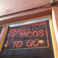 Photo taken at Boca Grande Taqueria by Eric A. on 10/15/2012