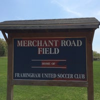 Photo taken at Merchant Field Soccer Complex by Eric A. on 5/9/2015