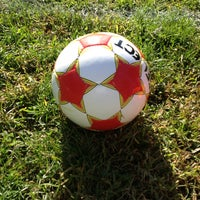 Photo taken at Cole Center Soccer Fields South by Eric A. on 9/22/2013