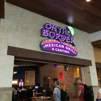 Photo taken at On The Border Mexican Grill & Cantina by Eric A. on 8/6/2017