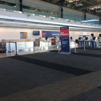 Photo taken at Delta Airlines Ticket Counter - XNA by Eric A. on 11/10/2016
