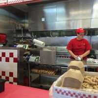 Photo taken at Five Guys by Eric A. on 6/26/2015