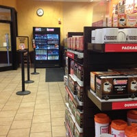 Photo taken at Dunkin' Donuts by Eric A. on 11/10/2013