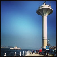 Das Foto wurde bei Üsküdar Deniz Feneri von Oytun I. am 2/6/2013 aufgenommen