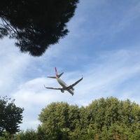 Photo taken at Florya Lunapark by Romario M. on 10/13/2012