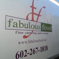 Photo taken at Fabulous Food Catering by Damian M. on 10/13/2012