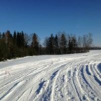 Photo taken at Поле by Natalya K. on 2/24/2013