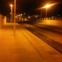 Photo taken at Gare Tahar Sfar by Marwen T. on 10/29/2012
