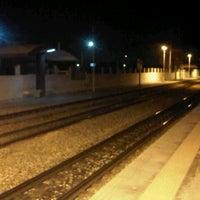 Photo taken at Gare Tahar Sfar by Marwen T. on 11/3/2012