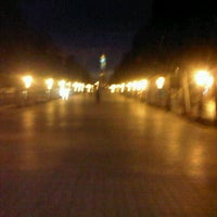 Photo taken at Avenue Habib Bourguiba by Marwen T. on 11/6/2012