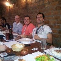 Photo taken at Baiah Brasa Restaurante by Adriana V. on 10/5/2012