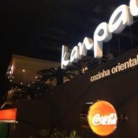 Photo taken at Kanpai Cozinha Oriental by Roberto R. on 11/18/2012