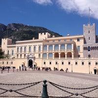 Photo taken at Palais Princier de Monaco by George on 5/12/2013