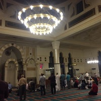 Photo taken at Masjid Abu 'Aisha by D H I A. S. on 9/10/2015