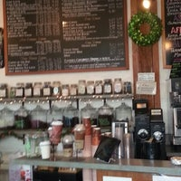 Photo taken at Tanner's Coffee Co by tony m. on 12/23/2012