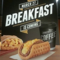 Photo taken at Taco Bell by Spam on 2/27/2014