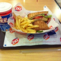 Photo taken at DQ Grill / Dairy Queen by Okan E. on 10/17/2012