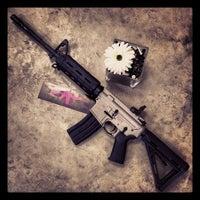 Photo taken at AAA Gun Club & Shop by Melanie G. on 5/30/2013