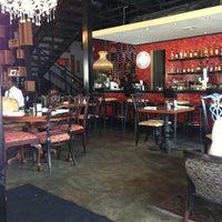 Photo taken at Di Zucchero Restaurant and Lounge by Melanie G. on 4/15/2013