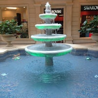 Photo taken at Crocus City Mall by Anton S. on 6/24/2013