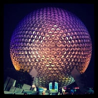 Photo taken at Epcot by Ira R. on 10/31/2013