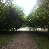 Снимок сделан в Щемиловский детский парк пользователем Konstantin P. 6/30/2013