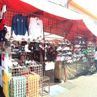 Photo taken at Tianguis San Felipe de Jesús by Alex D. on 12/24/2012