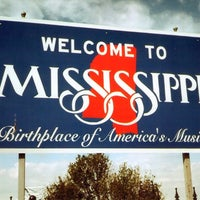 Photo taken at Mississippi by Milena M. on 2/12/2017