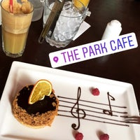 Photo taken at The Park Cafe by Milena M. on 8/24/2017