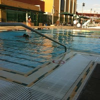 Photo taken at LAVC Aquatics Center by Milena M. on 9/10/2013