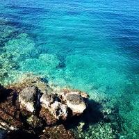 Photo taken at Port Of Crete by Oksana S. on 5/19/2013